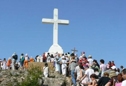 """""""Medjugorie, to jest duchowe centrum świata."""" – Św. Jan Paweł II"""