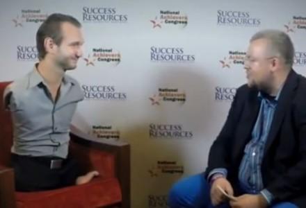 Nick Vujicic – każdy powinien zobaczyć ten wywiad