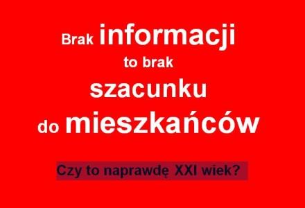 Przykra prawda. Gmina Garbów staje się z miesiąca na miesiąc coraz mniej przejrzysta w swoich działaniach. Mamy regres.