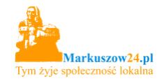 Gmina Markuszów ma nowy portal informacyjny – ruszył Markuszow24.pl
