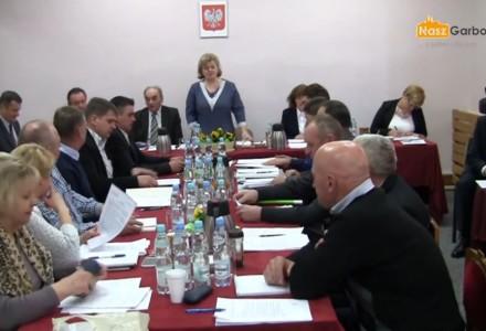Sesja Rady Gminy Garbów – 23 marca 2015  [wideo]