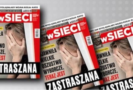 """""""Ujawniła oszustwo wyborcze, jest zastraszana!"""" – tygodnik """"W sieci"""" [polecamy]"""