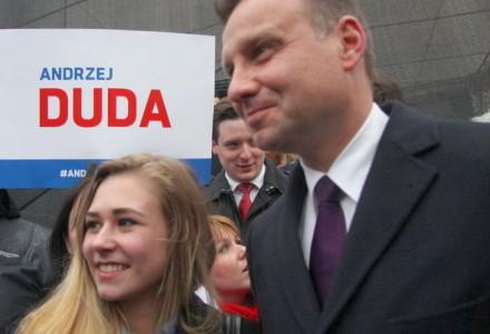 31 marca 2015 – Kandydat na Prezydenta RP Andrzej Duda w Lublinie! [galeria]