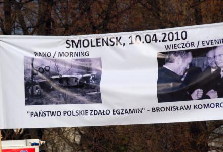 Państwo nie zdało tego egzaminu. Warszawa – 10 kwietnia 2015