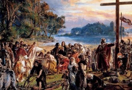 1050. rocznica Chrześcijaństwa w Polsce, – Zamek Lubelski, 8 września 2016 r.