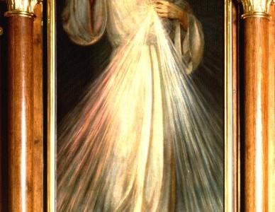 """""""Obiecuję, że dusza, która czcić będzie ten obraz, nie zginie"""" [słowo na niedzielę]"""