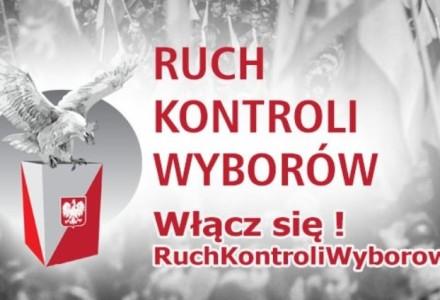 Przyłącz się do RUCHU KONTROLI WYBORÓW. Nie bądź obojętny na niszczenie Polski