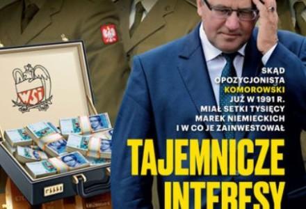 """Tygodnik """"W SIECI"""" o """"tajemniczych interesach prezydenta ze służbami wojskowymi w tle"""" – Polecamy"""