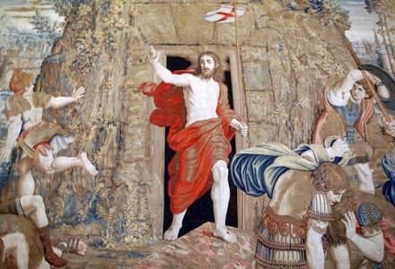 Niech Światło Zmartwychwstałego Pana prowadzi nas i umacnia. Radosnego Alleluja!