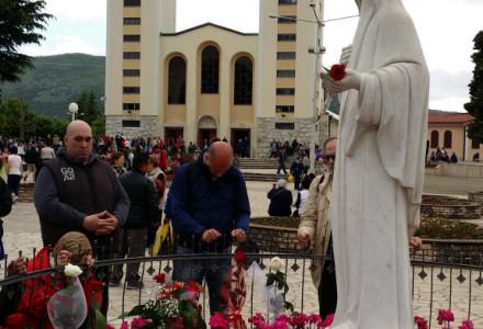 Comiesięczne orędzie Matki Bożej z Medjugorie – 25 maja 2015