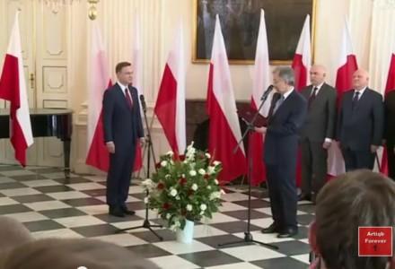 Gwiazda: Andrzej Duda ma program konieczny dla Polski. Jednak potrzebuje aktywnego wsparcia obywateli.