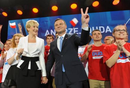 """Andrzej Duda w finale kampanii: """"Jesteśmy bliscy zwycięstwa i zwyciężymy – naprawimy Polskę!"""""""