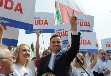 """Janusz Szewczak: """"Projekty Andrzeja Dudy są łatwe do sfinansowania"""""""