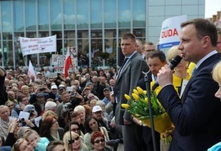 """Andrzej Duda: Jeśli Lis i Karolak mają choć cień honoru, to przeproszą moją córkę w telewizji. """"Uważam to za wstrętne"""""""