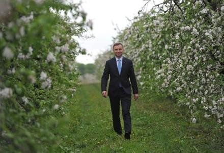 """Andrzej Duda: """"Polska wieś potrzebuje dzisiaj wsparcia i to wsparcie ma jej dać także prezydent"""""""
