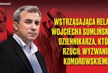 """Prezydent Komorowski traci nerwy po pytaniu o książkę Sumlińskiego. """"Niech Pan nawet o niego nie pyta"""""""