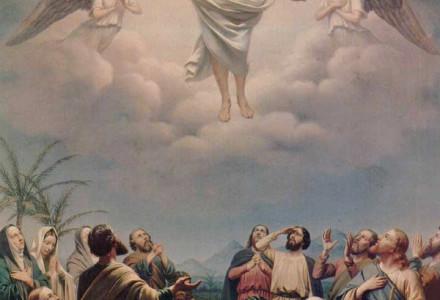 Uroczystość Wniebowstąpienia Pańskiego [słowo na niedzielę]
