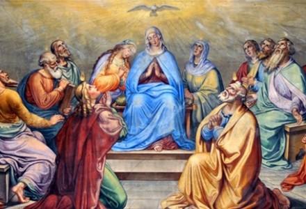 Modlitwa o siedem darów Ducha Świętego [słowo na niedzielę]