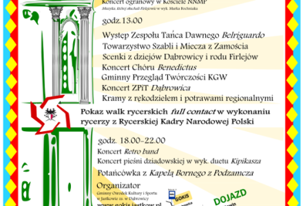 Jarmark Firlejowski – Dąbrowica, niedziela 21 czerwca 2015