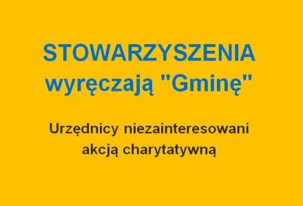 Stowarzyszenia na terenie gminy Garbów charytatywnie rozdały 65 ton jabłek z Fundacji Banku Żywności w Lublinie