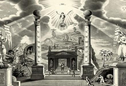 Masońska strategia walki z Bogiem i człowiekiem