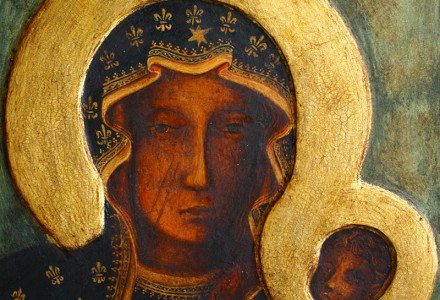 Abp Depo zaprasza do ekspiacji za profanację wizerunku Matki Bożej