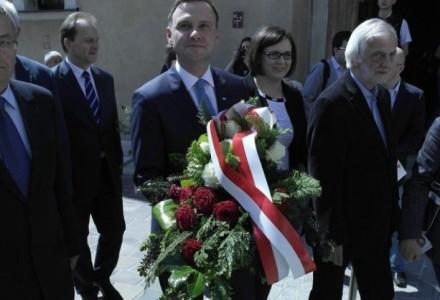 """Małgorzata Sadurska: """"Nie chciałabym, aby Andrzeja Dudę spotykały takie ataki, jak śp. Lecha Kaczyńskiego"""""""