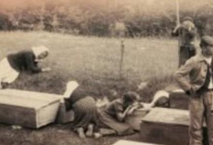 Wołyń. 11 lipca 1943 r. Polacy gromadzili się w kościołach. Ukraińcy z UPA dokonali masowych mordów. Rocznica Krwawej Niedzieli. PAMIĘTAMY!