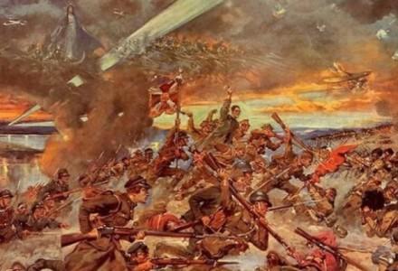 """""""Cud nad Wisłą"""" uratował Europę przed zalewem bolszewizmu. 95. rocznica zwycięskiej Bitwy Warszawskiej"""