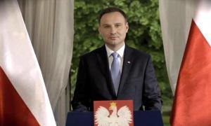 """Andrzej Duda na zgromadzeniu ONZ: """"Twórzmy świat oparty na sile prawa, a nie na prawie siły!"""" [PRZEMÓWIENIE]"""
