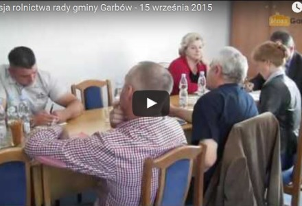 Spotkanie Komisji Rolnictwa – 15 września 2015 [wideo]