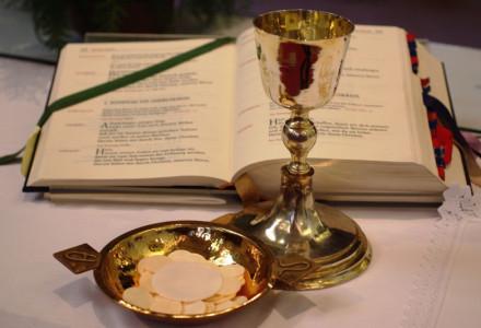 Czym jest Eucharystia? [słowo na niedzielę]