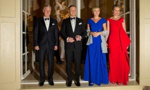Para Prezydencka z Polski i Para Królewska z Belgii – tego nie zobaczycie w telewizji
