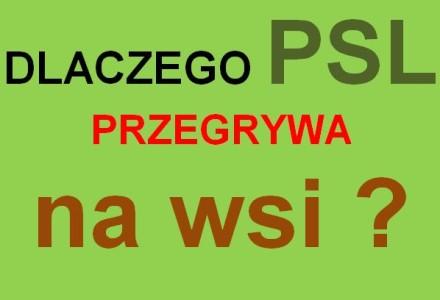 Janusz Wojciechowski: PSL odwróciło się od polskiej wsi. Oto 5 powodów, dla których Prawo i Sprawiedliwość zgniotło na wsi PSL