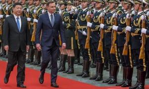 Andrzej Duda w Chinach. Komunistyczne media rzetelniejsze od polskojęzycznych dziennikarzy