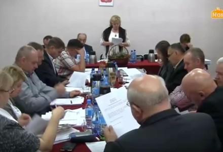 Sesja Rady Gminy Garbów – 18 listopada 2015 [wideo]