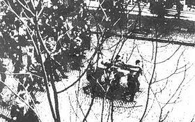 """Prezydent Andrzej Duda na obchodach Grudnia '70: """"Wstyd za tę III RP, która z honorami wojskowymi i państwowymi pochowała większość oprawców z 1970 roku. Wstyd, zwyczajnie wstyd!"""""""
