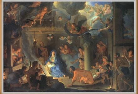 Radość i pokój Bożego Narodzenia dla wszystkich Czytelników!