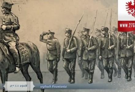 Ruszyły obchody rocznicy wybuchu Powstania Wielkopolskiego! 97 lat temu rozpoczął się zwycięski zryw Polaków!
