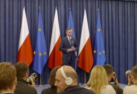Klarowne oświadczenie prezydenta Andrzeja Dudy w sprawie Trybunału Konstytucyjne. Nic dodać, nic ująć.