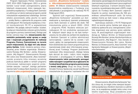 Kromka Chleba. Niecodziennik Banku Żywności w Lublinie. – Wydanie świąteczne