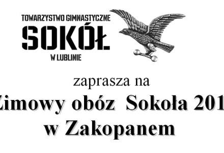 Z Sokołem do Zakopanego – ferie zimowe 2016