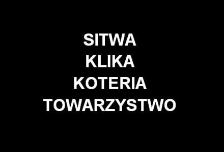 Sitwa – słownik języka polskiego. Patrz też: klika