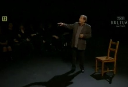 """Msza za miasto Arras"" – Teatr Telewizji"
