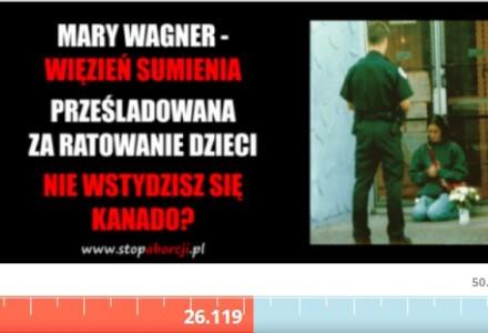 Uwolnijmy Mary Wagner i Lindy Gibbons, które są prześladowane za obronę życia. Podpisz petycję