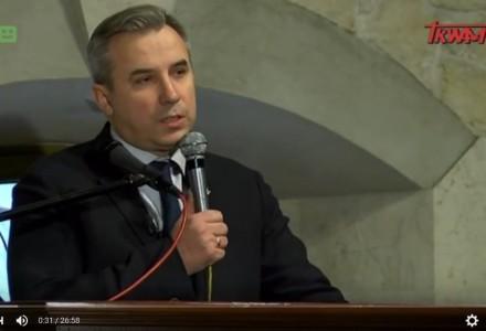 Wojciech Sumliński. Wykład-świadectwo. Jasna Góra – patriotyczna pielgrzymka kibiców – 2016. [POLECAMY!]