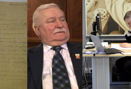 """IPN udostępnił akta """"Bolka""""! Zobowiązanie Wałęsy do współpracy, pokwitowania odbioru pieniędzy i list Kiszczaka…"""