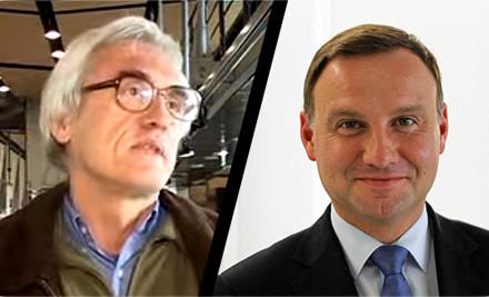 Za szkalowanie Polaków kara, nie nagroda. Prezydent Andrzej Duda może odebrać order Grossowi