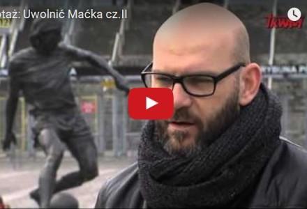 """Wstrząsający reportaż """"Uwolnić Maćka"""" cz.I i II"""