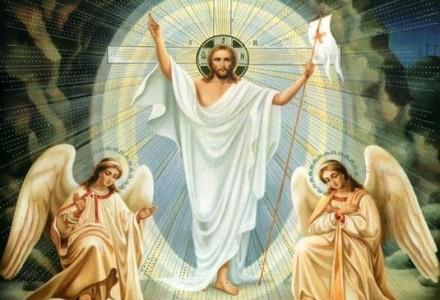 Radosnego Zmartwychwstania w miłości i w prawdzie